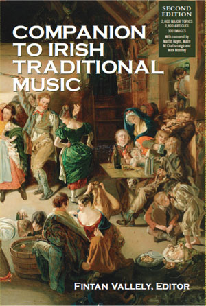 Companion to Irish Traditional Music cover