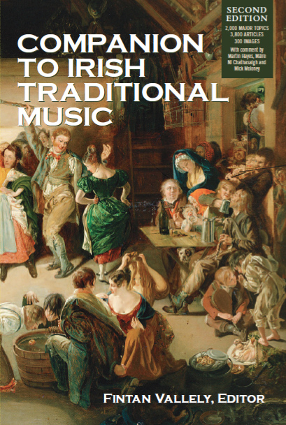 Cover of the Companion to Irish Traditional Music