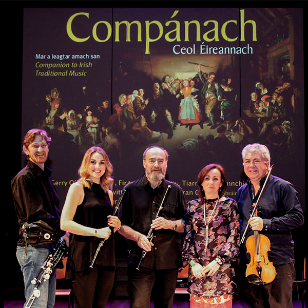 Compánach Lineup in Luzembourg